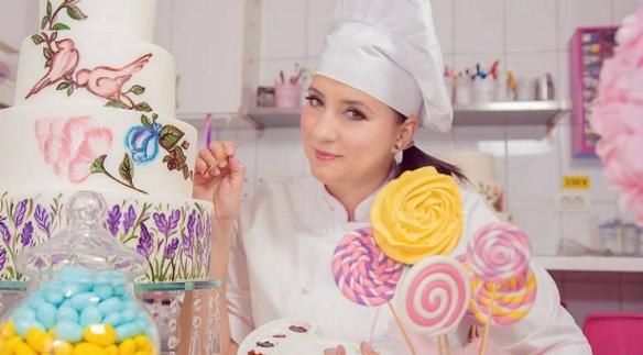 Irina Apostol Art Dessert