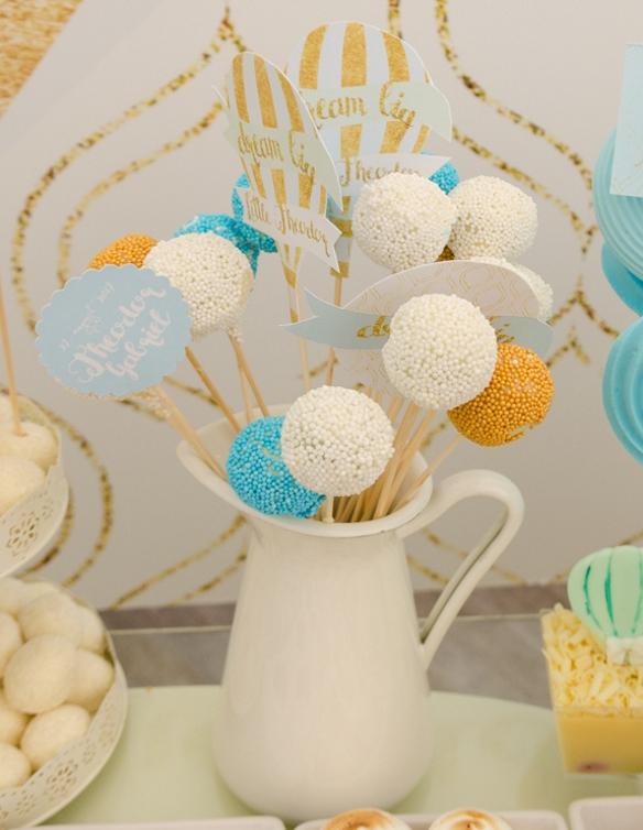 cake pops art dessert