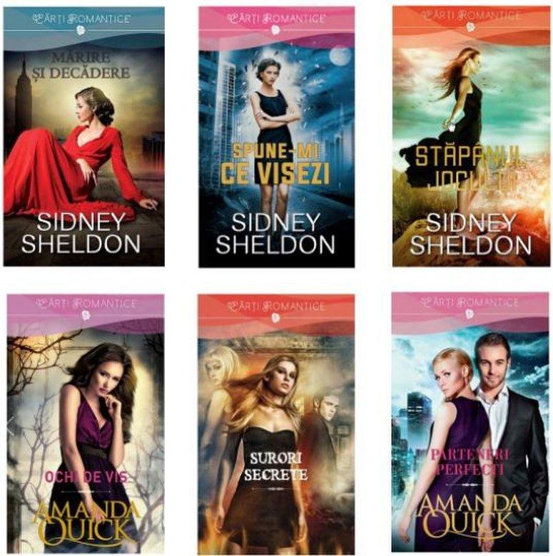 cele mai frumoase cărți de dragoste. set cu 6 cărți de dragoste pentru dragobete
