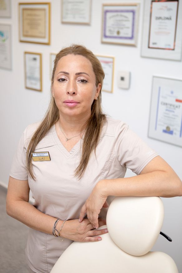 dr stomatolog florina dospinescu