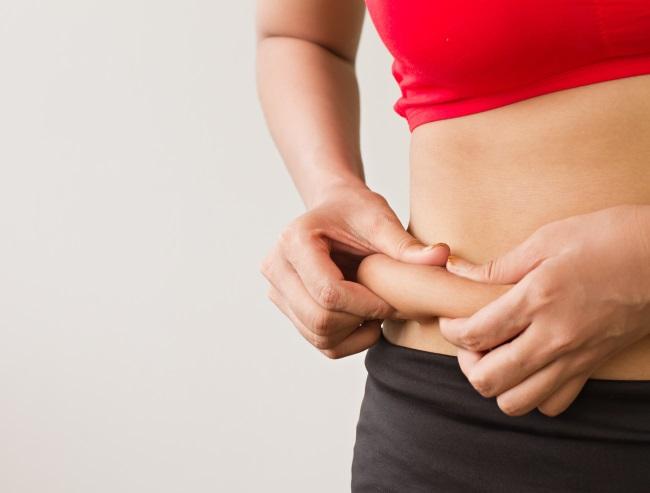grasime pe abdomen - mihaela bilic