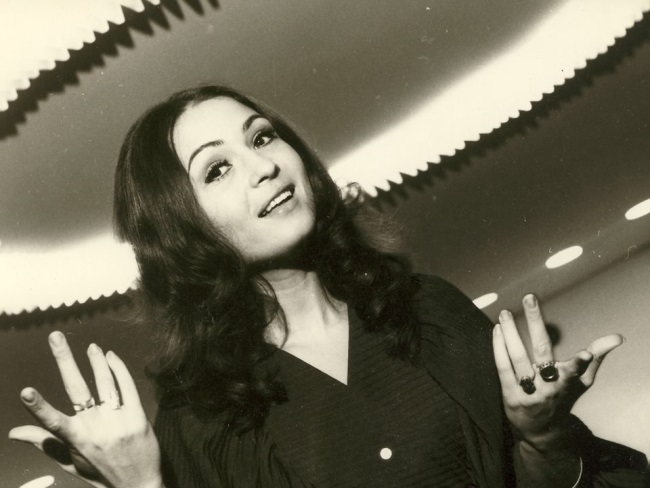 Angela Similea, 1971