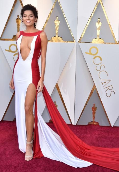 Blanca Blanco la Premiile Oscar 2018