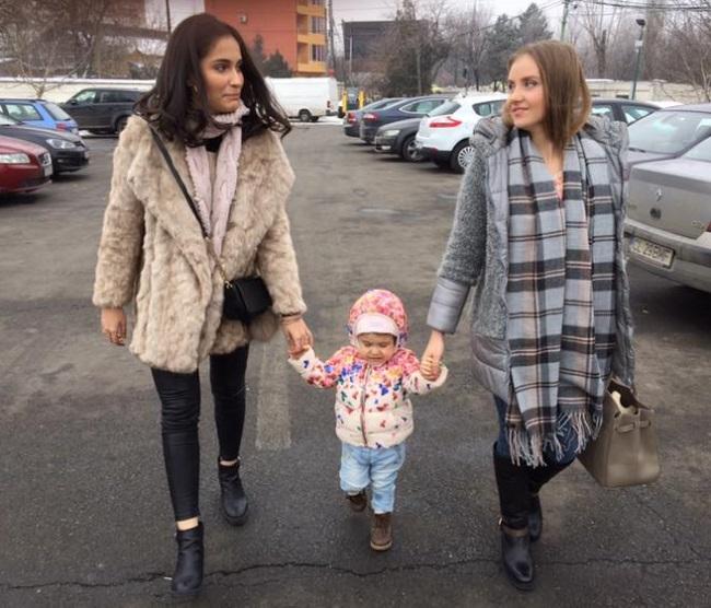 Ioana, Oana si micuta Vera