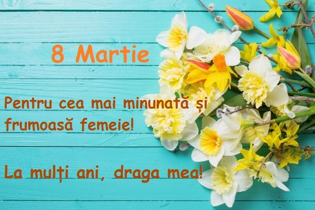 Mesaje cu imagini, de 8 Martie, pentru iubită sau soție 1