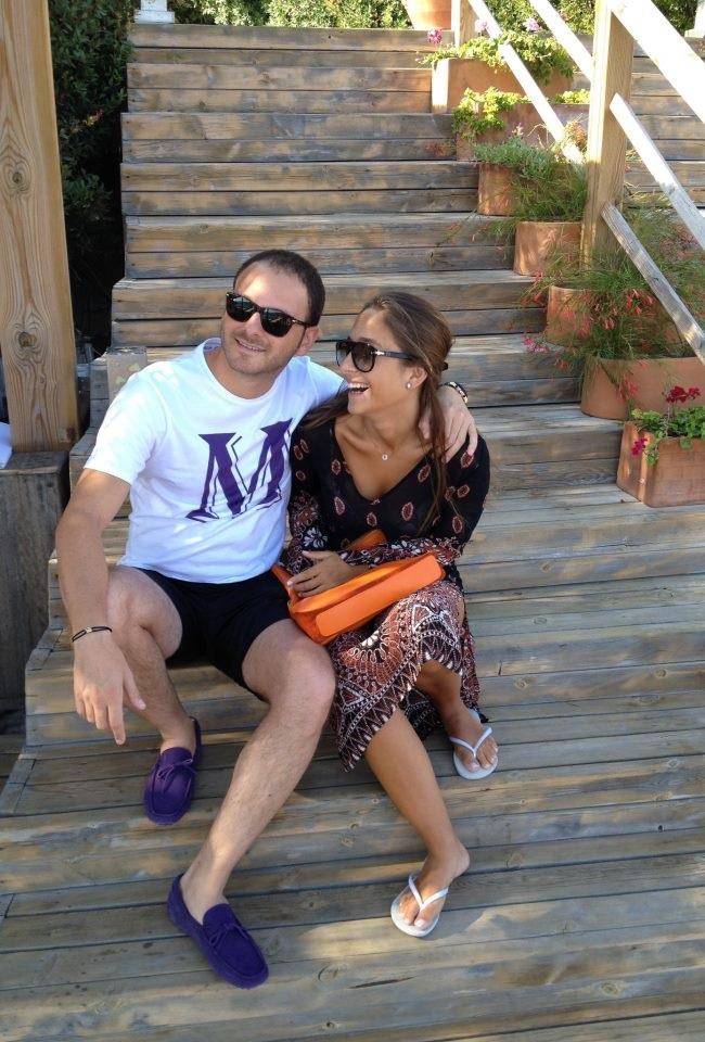 Mina Basaran si Murat Gezer, logodnicul sau