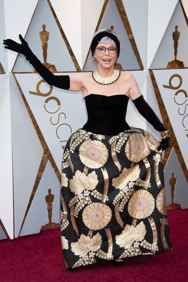 Rita Moreno Oscar 2018