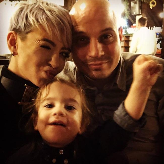 Giulia Anghelescu si vlad huidu copii