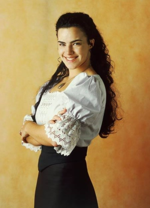 Giuliana din telenovela terra nostra