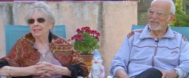 Ileana Stana Ionescu si sotul sau, Andrei Ionescu