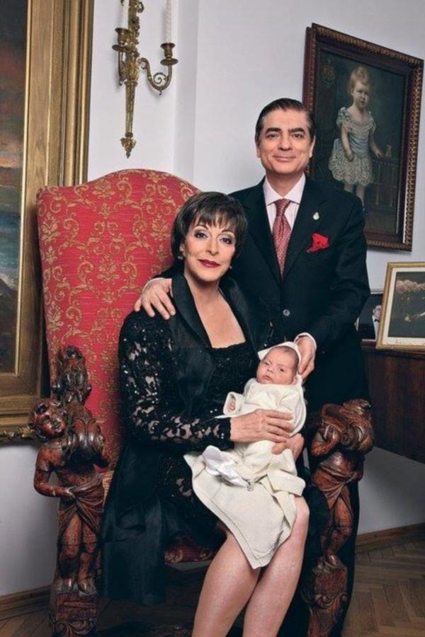 Printesa Lia si Printul Paul