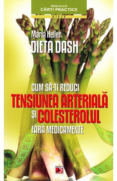 Cărți de diete pentru slăbit-carte despre dieta dash