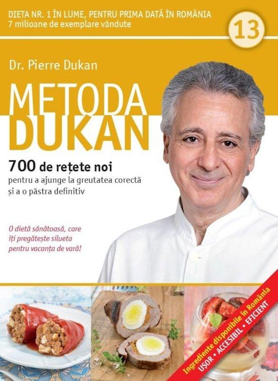 Cărți de diete pentru slăbit-carte despre dieta dukan vol 13
