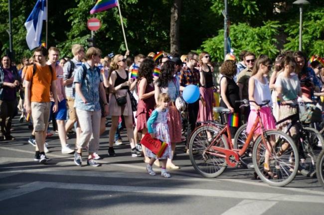 Bucharest Pride 2018 1