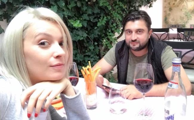 Diana Dumitrescu si Alin Burloi