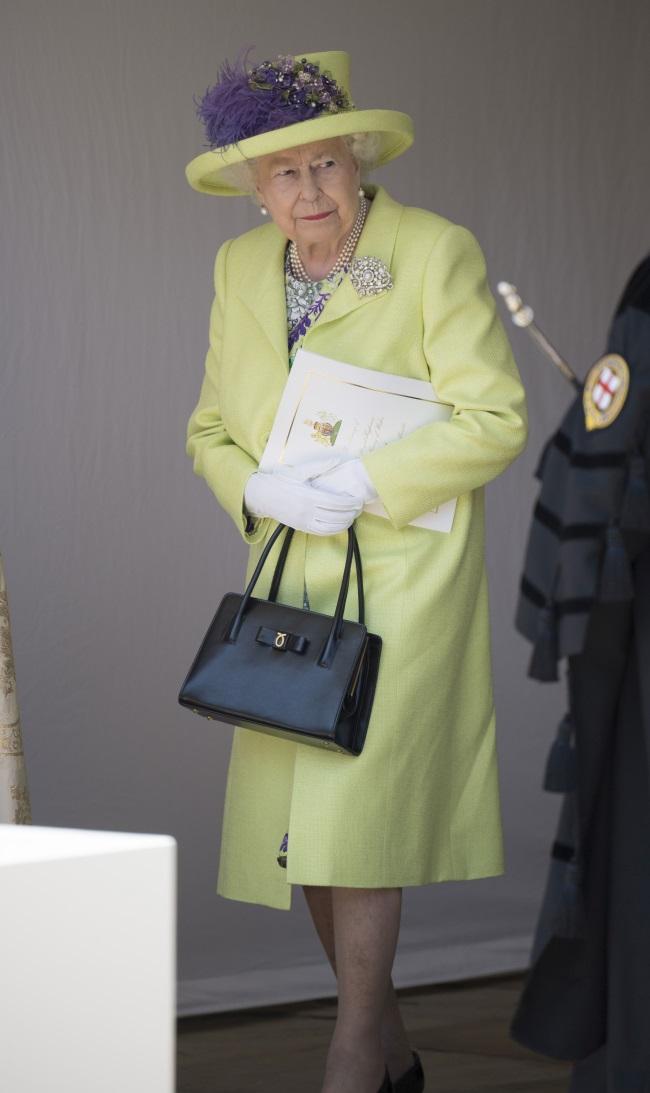 Elisabeta II la nunta regala 2018 3