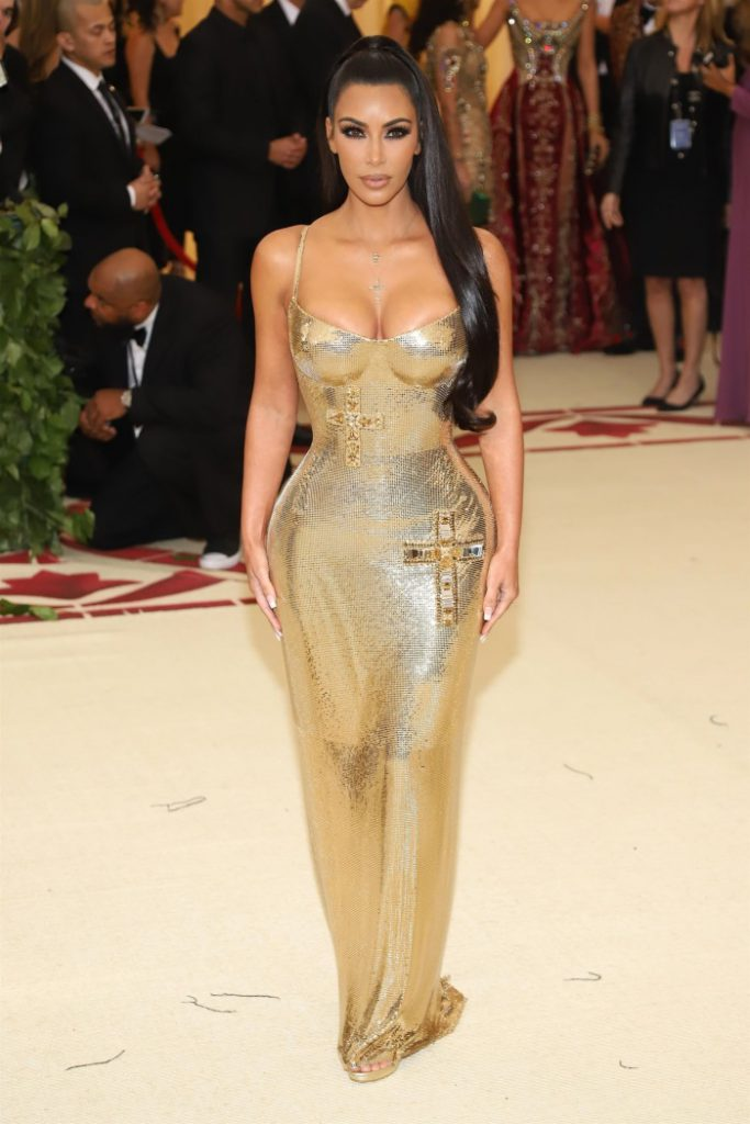 Kim Kardashian - Met Gala 2018