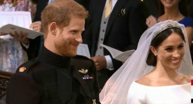 Meghan mireasa si harry nunta