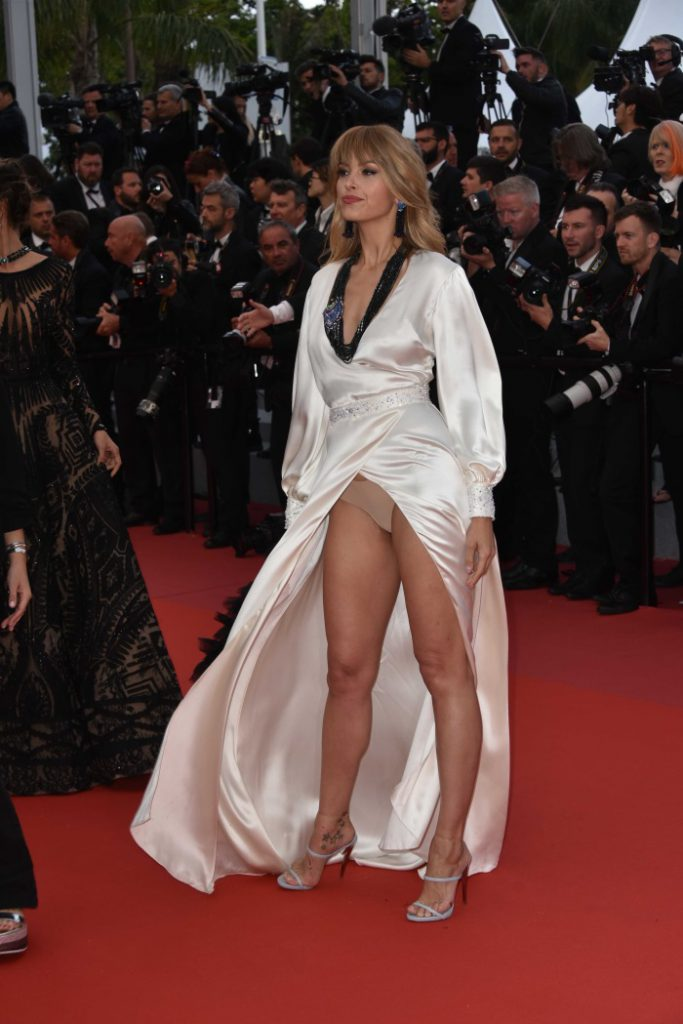 Petra Nemcova - Cannes 2018