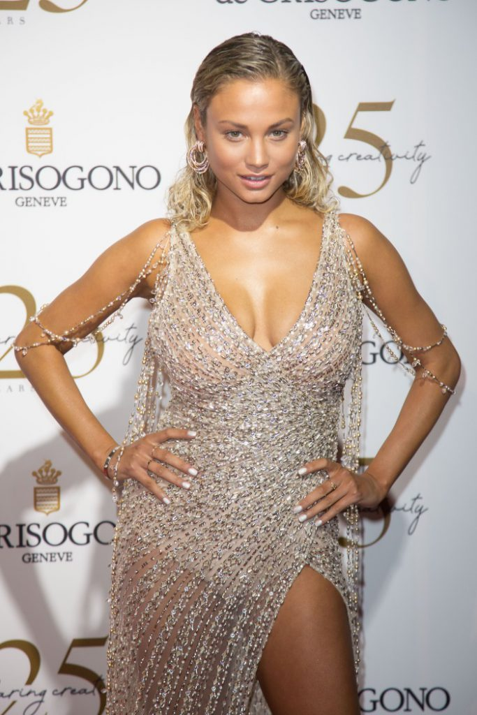 Rose Bertram - Cannes 2018