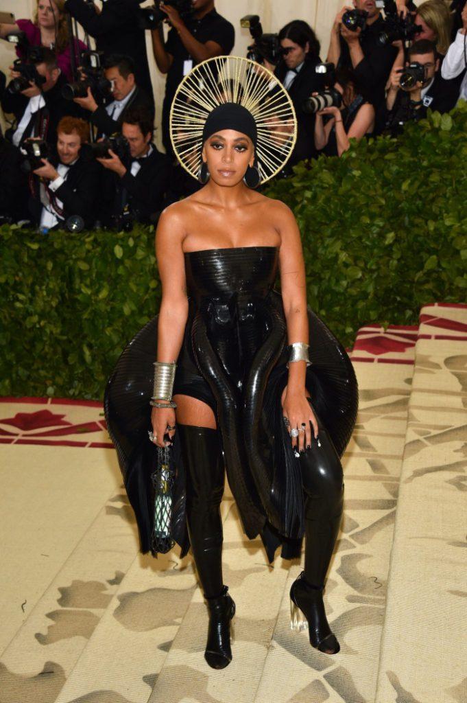 Solange Knowles - Met Gala 2018