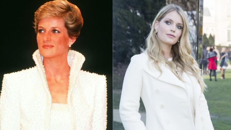 Cine este femeia care seamănă leit cu Prințesa Diana. A fost prezentă și la nunta regală
