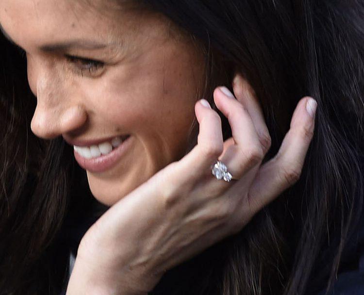 inelul de logodna al lui Meghan Markle
