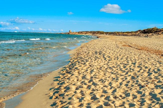 Es Cavallet Beach _Shutterstock