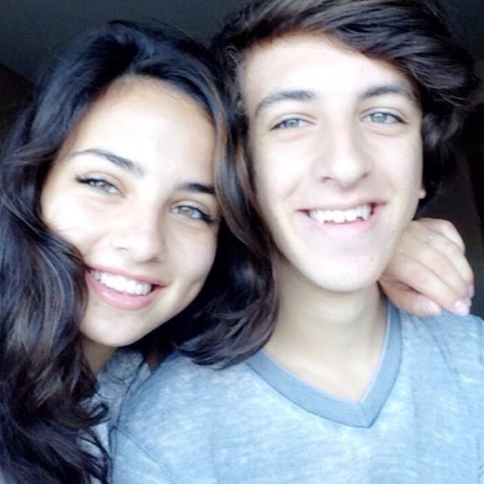 Fiona si Luca, copiii lui Eduardo Palomo