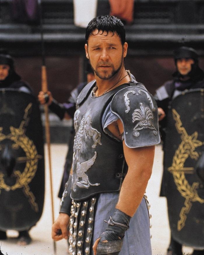 Gladiatorul - Russell Crowe