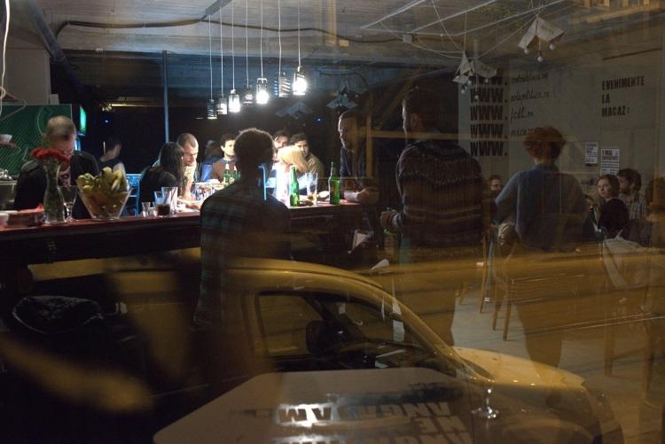 Macaz Bar Teatru Coop