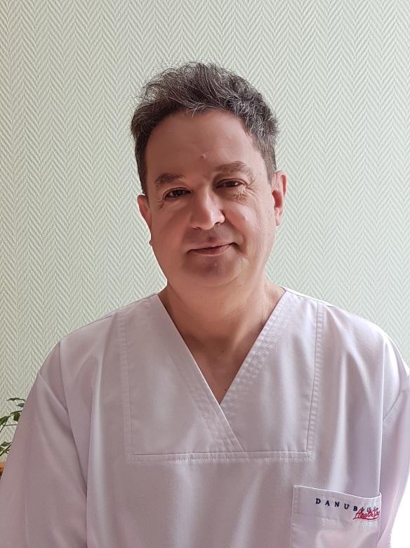 dr George Stefan VASILESCU