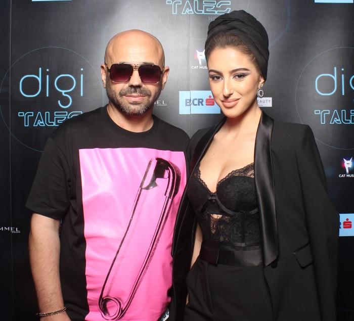 DJ Sava și Carine
