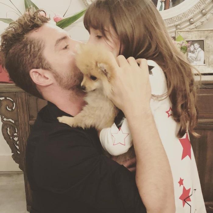 David Bisbal si fiica sa, Ella