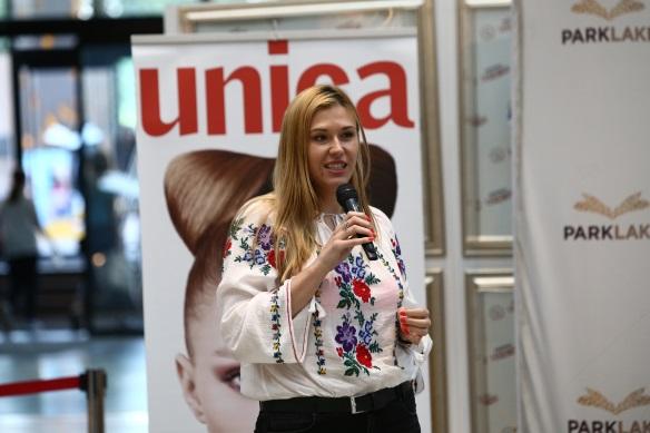 Irina Scarlat Revolut la Atelierele de Idei Unica