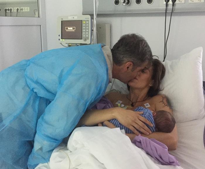 Roxana Ciuhulescu a nascut