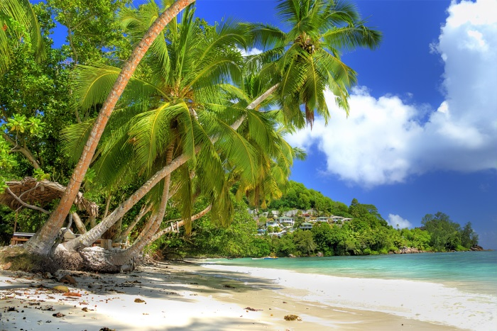 Seychelles, Insula Praslin