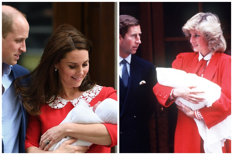 printul william, george, kate, printul charles, printesa diana