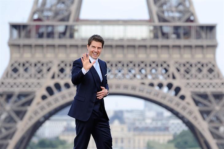 Tom Cruise, cascadorii din ce în ce mai riscante pentru noul său film