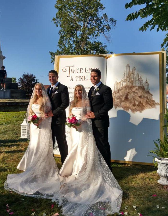nunta gemeni
