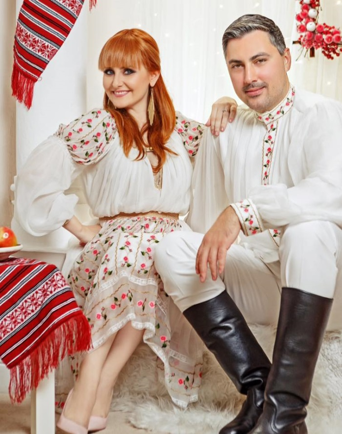 Alina Sorescu si Alexandru Ciucu aniversare casatorie
