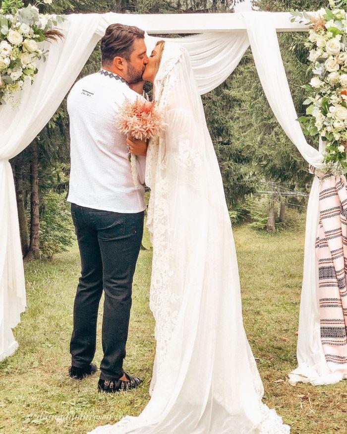 Diana Dumitrescu si Alin Boroi nunta 1