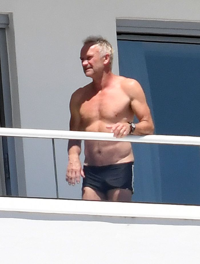 Sting are un corp de invidiat. Cum arată artistul la 66 de ani