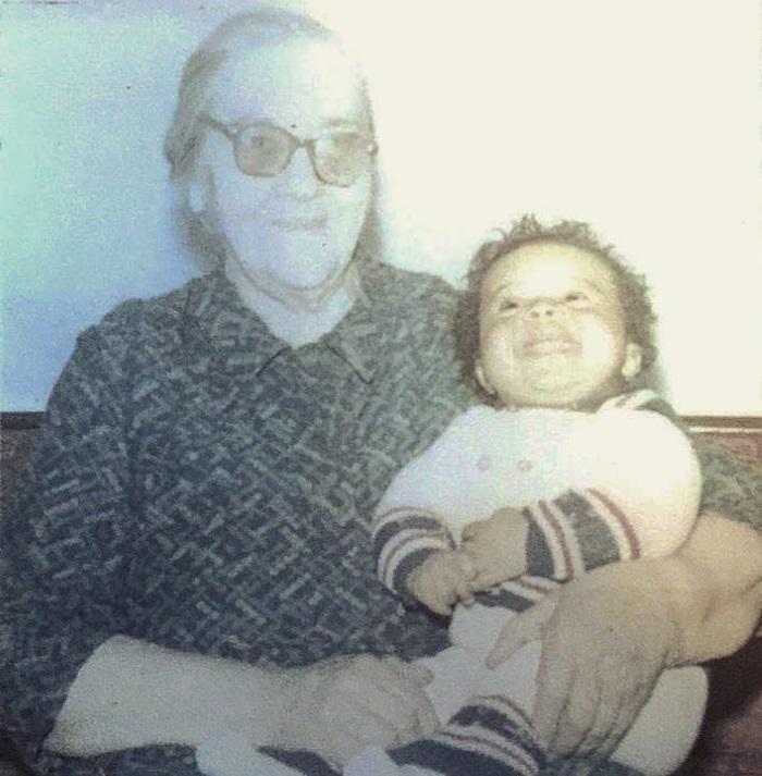 Cabral si bunica sa