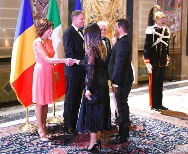 Traian Băsescu a criticat ținutele lui Carmen Iohannis. Ce a spus fostul președinte despre actuala Primă Doamnă