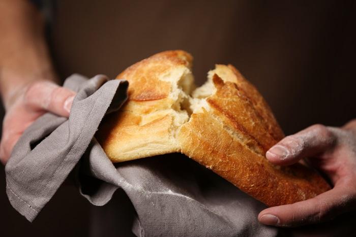 Consum de paine exagerat