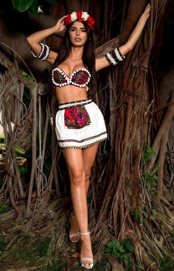 Ioana Filimon a câștigat concursul de frumusețe Miss Global Model of the World. FOTO