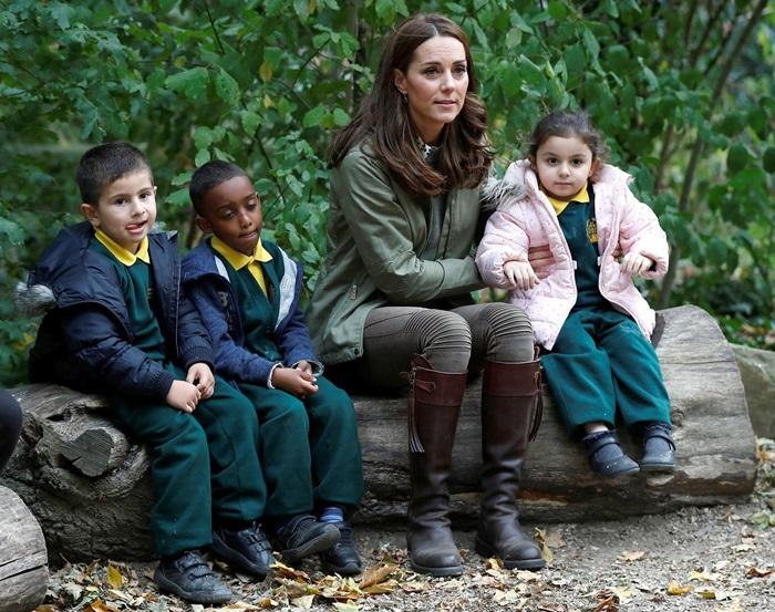 Kate Middleton, dupa a treia nastere
