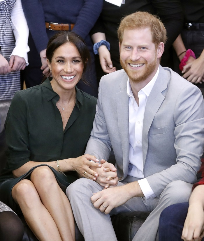 Meghan Markle si Printul Harry 1