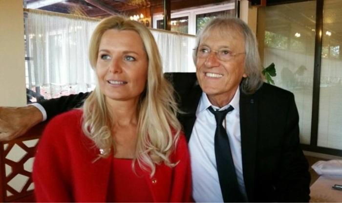 Mihai Constantinescu şi Simona Secrier, sotia sa